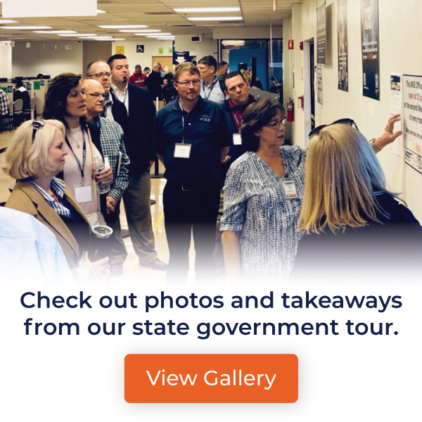 View photos from the Arizona Managment System tour