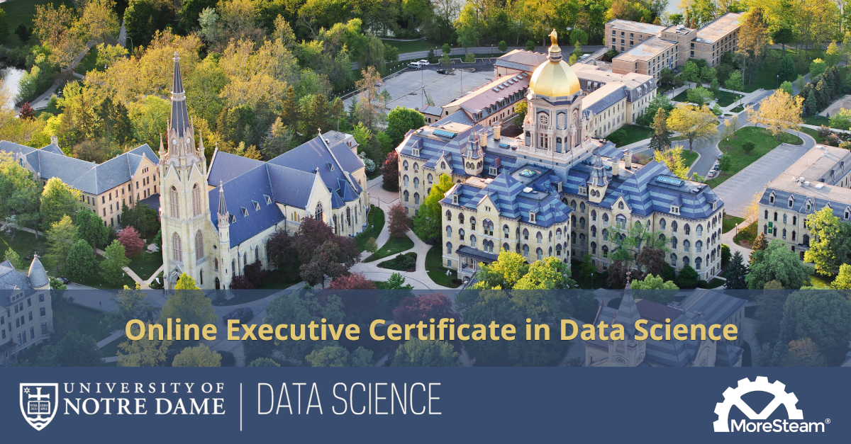 Executive Certificate in Data Science
