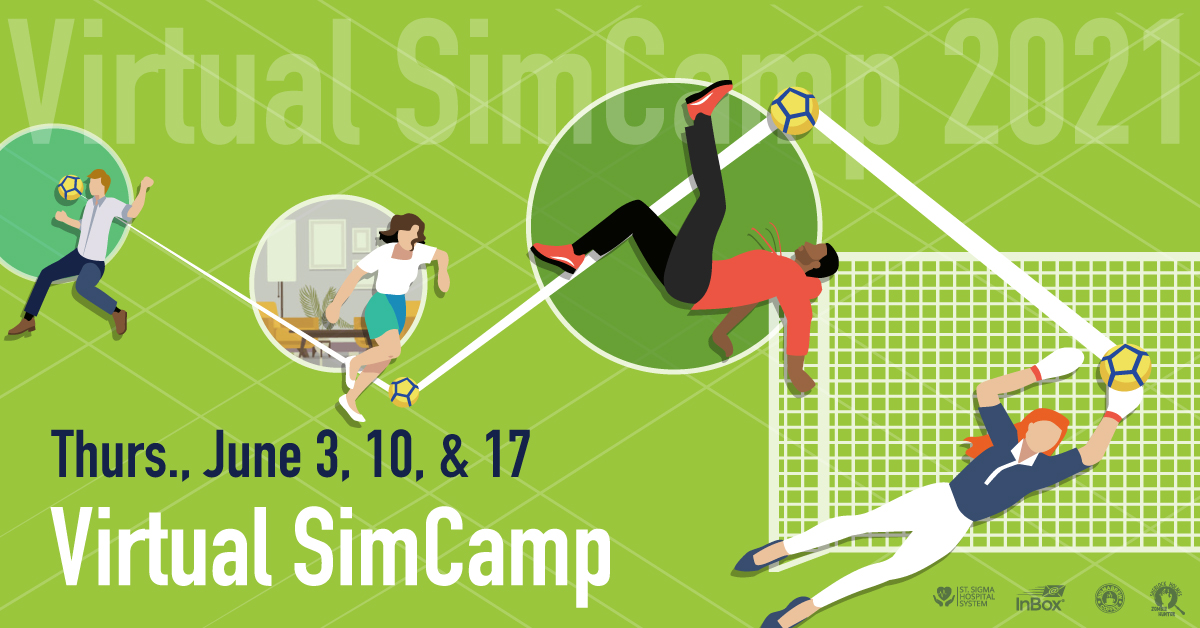 Train-the-trainer SimCamp