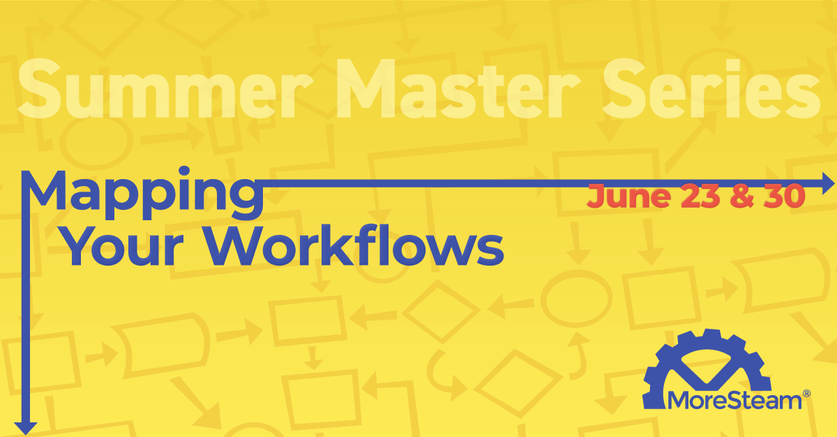 Summer Master Series: Mapping Your Workflows