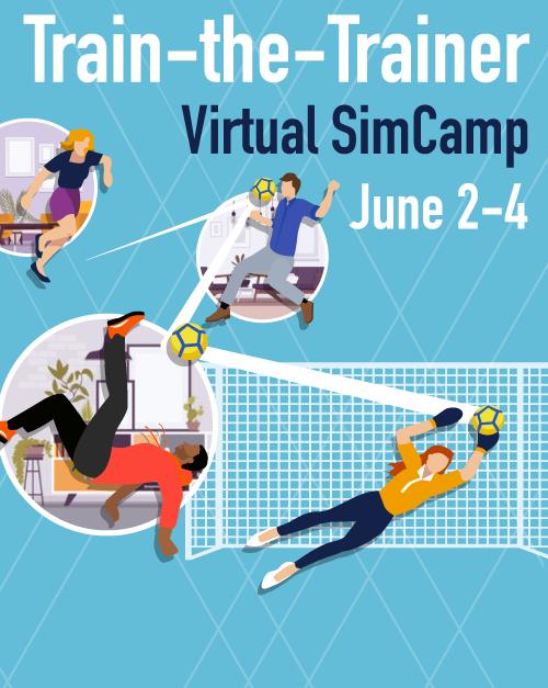 Virtual Train the Trainer event