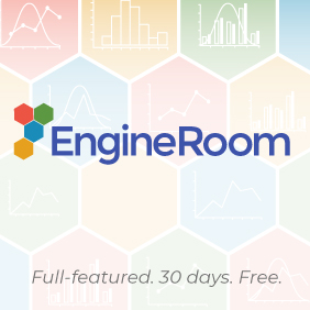 Try EngineRoom's full-featured 30-Day Free Trial