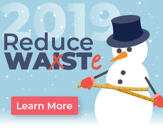 Lean 1-2-3 Reduce Waste Campaign