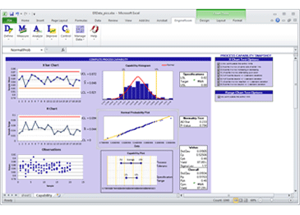 Data Analysis Software for Lean Six Sigma